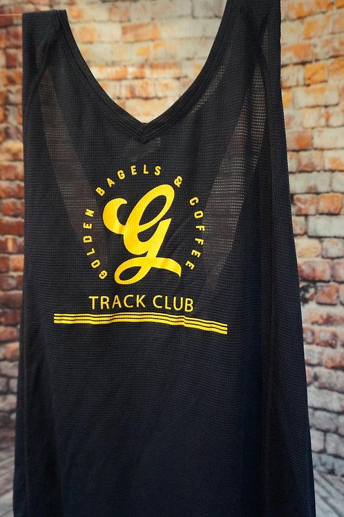 Golden Bagel Track Club Singlet