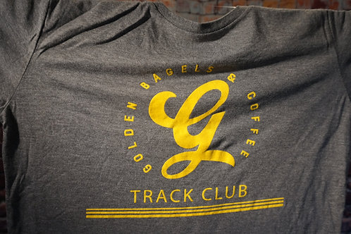 Golden Bagel Track Club T