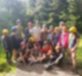 Kamo High School, Abbey Caves