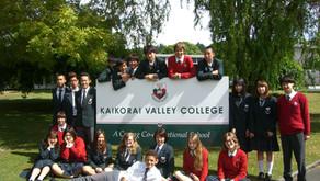 Unsere Schulen stellen sich vor: Kaikorai Valley College - Dunedin