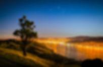 Dunedin bei Nacht