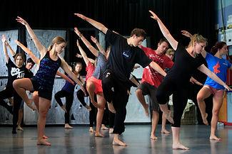 Tanz am Nayland College