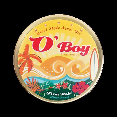 O'BOY Waterbased Pomade (Citrus)