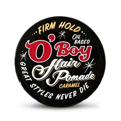 O'BOY Petrolum (Caramel)
