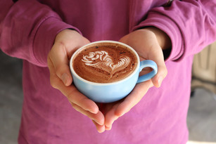 Hot Chocolate Milk (Valentine's Day Special Art)