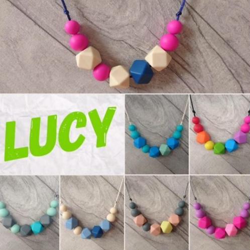 Num Num 'Lucy' Teether Necklace