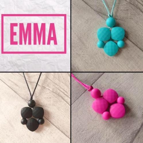 Num Num 'Emma' Teether Necklace