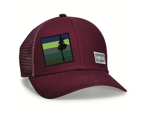 Desolation Classic bigtruck® Hat in Wine