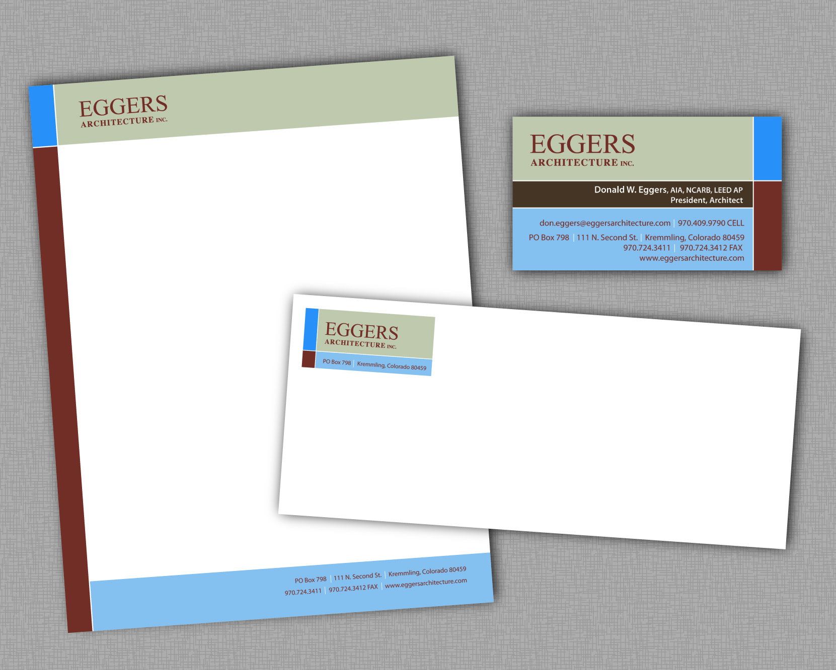 Eggers Architecture | Branding