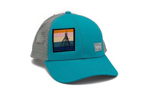 Folsom Lake Classic bigtruck® Hat in Teal