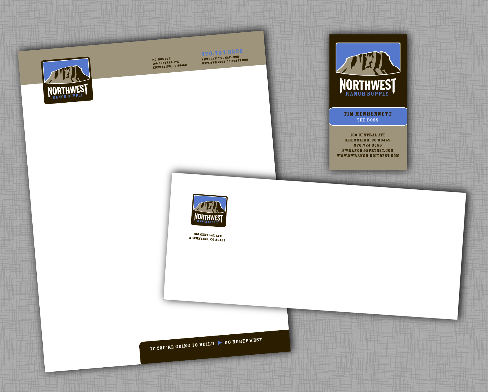 Northwest Ranch Supply | Branding Sy