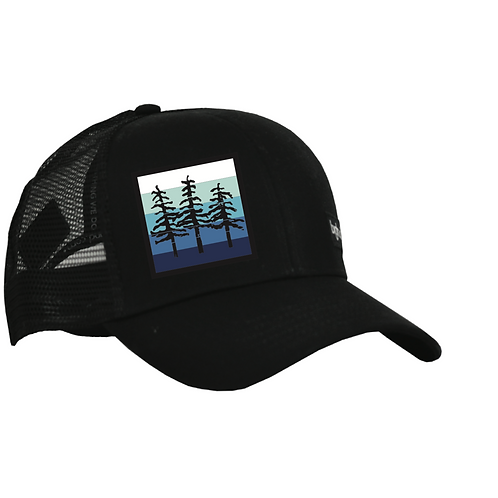 Lake Tahoe Classic bigtruck® Hat in Black