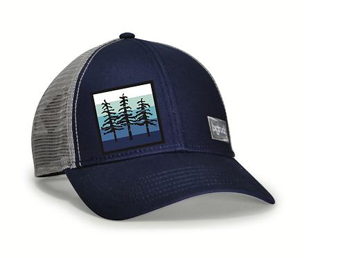 Lake Tahoe Classic bigtruck® Hat in Navy