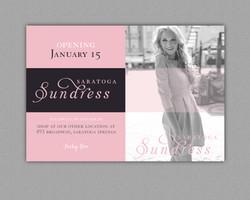 Saratoga Sundress | Mall Sign