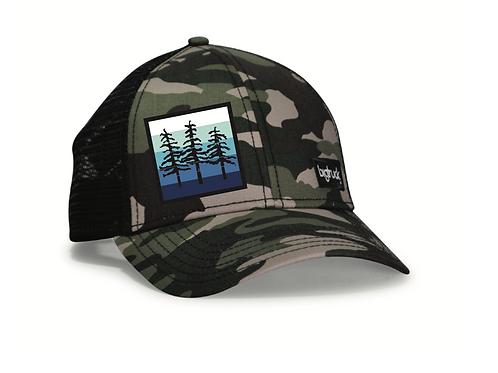 Lake Tahoe Classic bigtruck® Hat in Camo