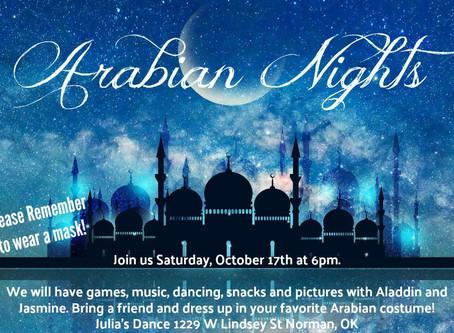Arabian Nights!
