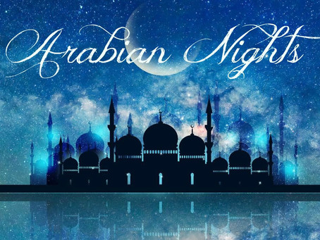 Join us for this year's show Arabian Nights!