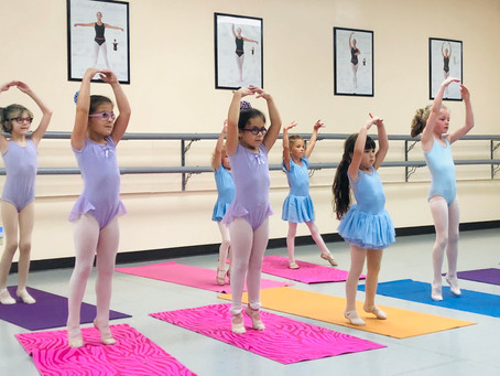 What to Expect in Your First Ballet Class