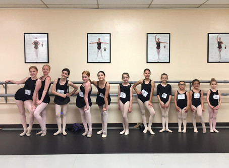 Congratulations to our 2020/2021 Company!