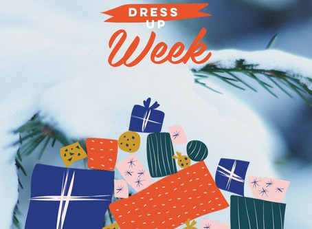 Holiday Dress Up Week