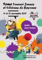 9ème Tournoi Jeunes et Vétérans de Bayonne