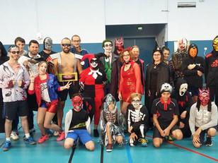 Tournoi Interne spécial Halloween
