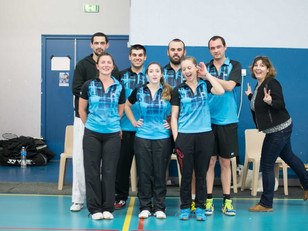 Réception Interclubs R1