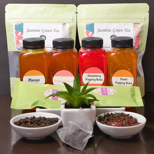 DIY Bubble Tea Kit #4