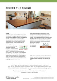HLM Hardwood Countertop Buyers Guide 4-1