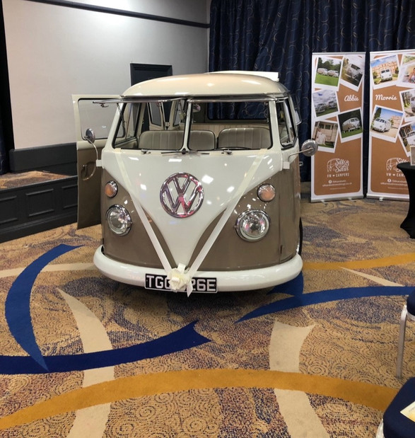 The Daventry Court Hotel Wedding Show