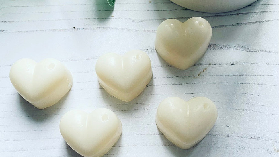 High Scented Luxury Hand Poured Soy Wax Melts (Pack of 6)