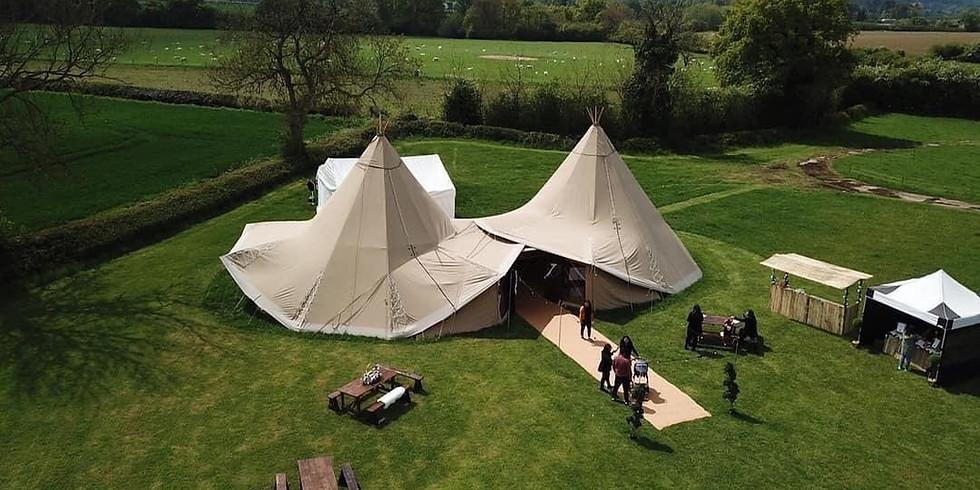 The Outside Bride Wedding Festival - Nuneaton