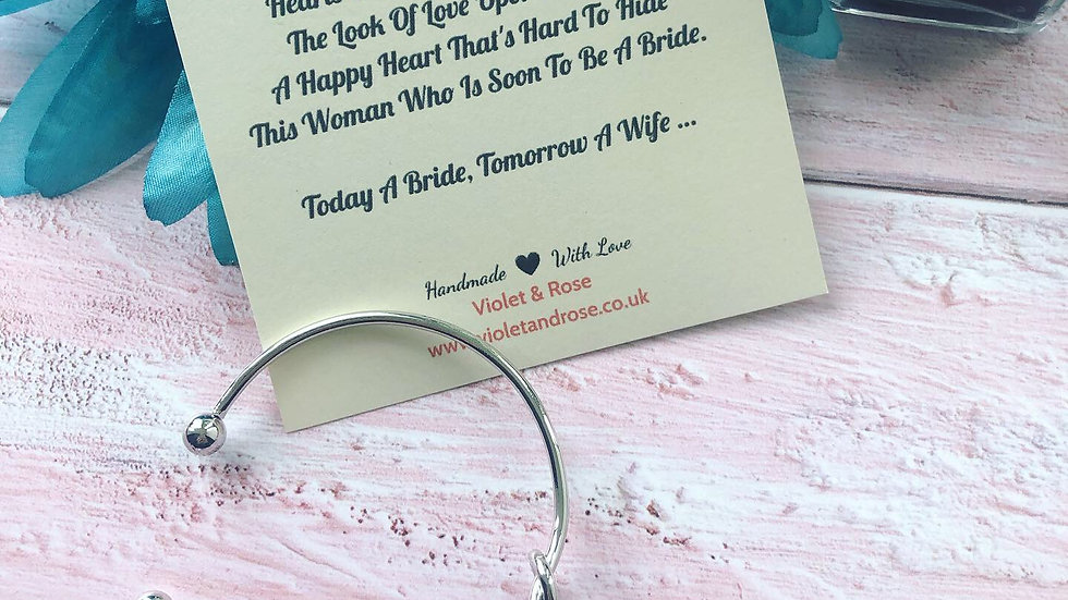 A Special Wish For A Special Bride Keepsake Gift