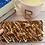 Thumbnail: Honeycomb topped Belgian milk chocolate slab