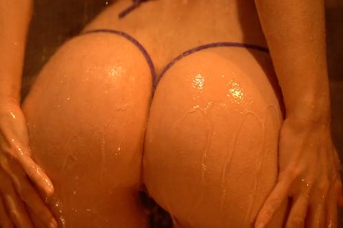Microbikini and Shower Video