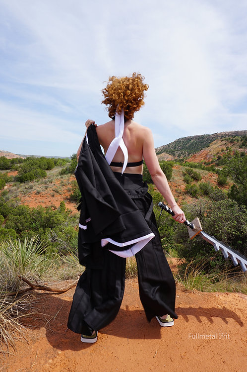 Renji GendBend (Bleach Cosplay)