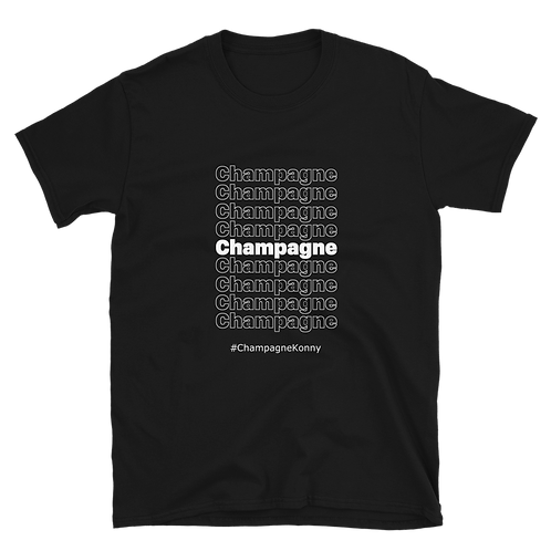 "Koncept/Champagne ""Thank You"" Tee"