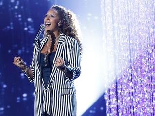 Glennis Grace advances to Semi Finals of America's Got Talent