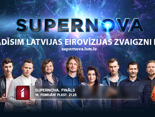 Latvia | VOTE NOW - Who is your favourite in the Supernova final?