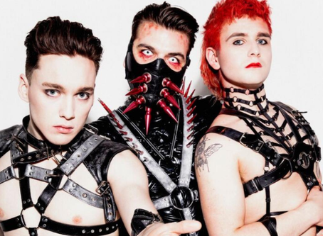 Iceland | Find out how Hatari's First Rehearsal went down in Tel Aviv