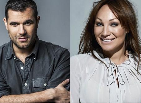 Sweden | Charlotte Perrelli and Edward af Sillén announced as Commentators