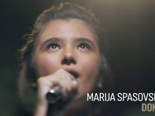 JESC 2018 | Listen to Macedonia's 'Doma' by Marija Spasovska