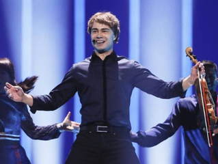 Norway | Alexander Rybak releases 'Let The Music Guide You'