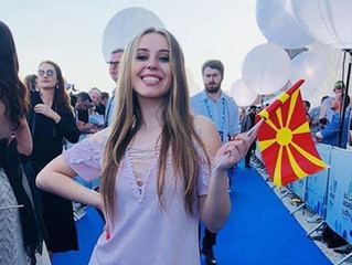 North Macedonia | Antonia Gigovska will be backing vocalist for Tamara