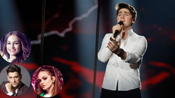 How did the Eurovision alumni fare at X Factor UK's Six Chair Challenge?