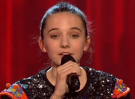 JESC 2018 | Manw Will Represent Wales at Junior Eurovision 2018 in Minsk