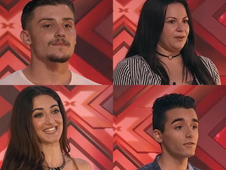 Malta | More Talent and Familiar Faces on X Factor Malta!