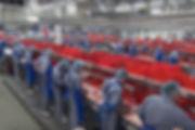 Mitarbeiter in der Lebensmittelindustrie