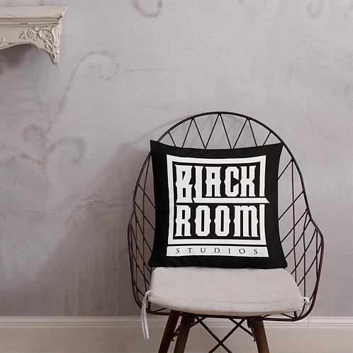 Premium Blackroom Pillow