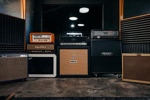 Blackroom amplifier collection
